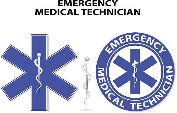 星の生活 - 救急救命士点のイラスト素材/クリップアート素材/マンガ素材/アイコン素材
