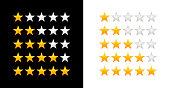 Star Rating - Illustration
