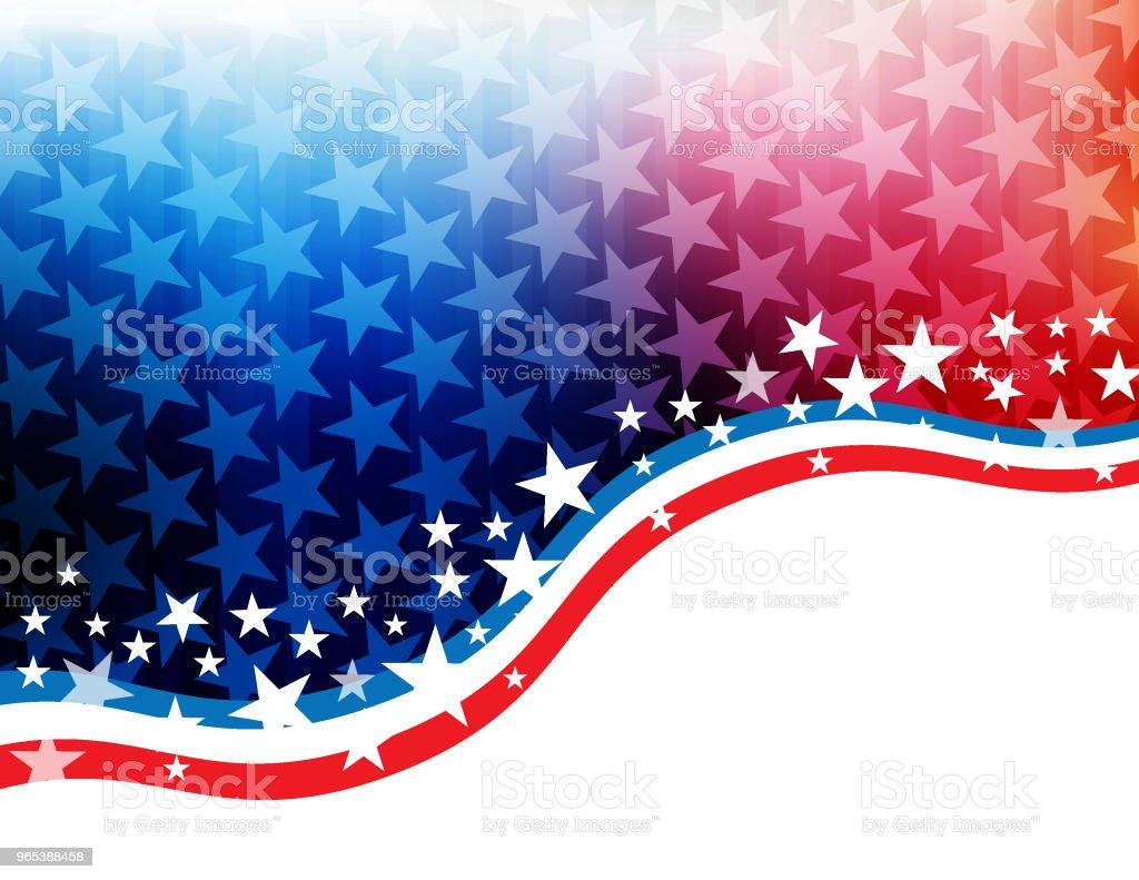 Forme d'étoile abstrait - clipart vectoriel de Abstrait libre de droits