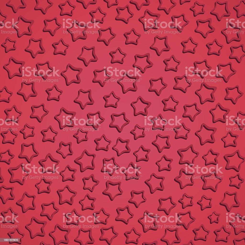 star shape pattern royalty-free stock vector art