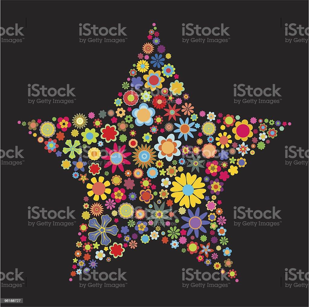 star shape royalty-free stock vector art