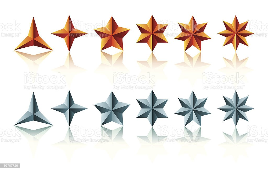 star shapes royalty-free star shapes stock vector art & more images of blue