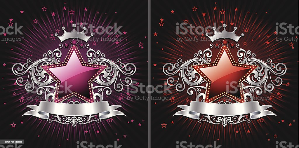 Star Shield background royalty-free star shield background stock vector art & more images of angle
