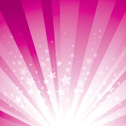 Starburst - Pink
