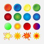 starburst seals set