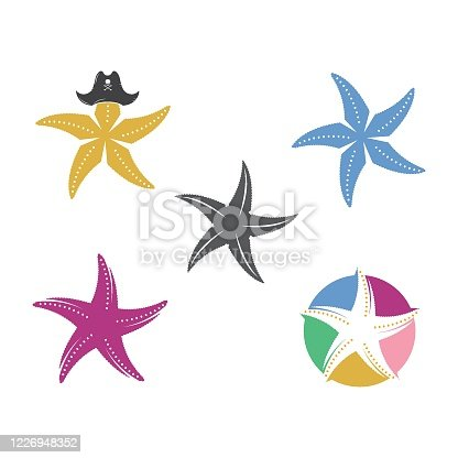 istock starfish vector illustration design 1226948352