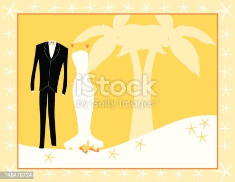 istock Starfish Wedding 148476724