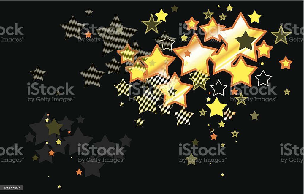 Stars background royalty-free stars background stock vector art & more images of abstract