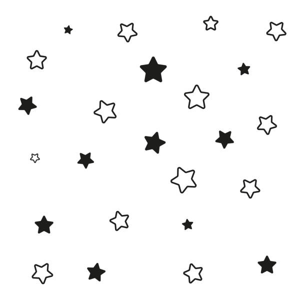 Stars. Background vector Stars. Background vector celebrities stock illustrations
