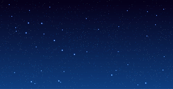 Stars in Universe clipart