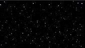 stars sky night vector illustration flat vector
