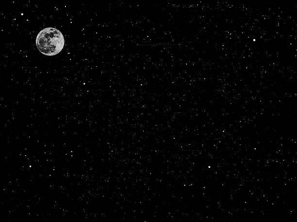 星星, 空間和夜空 - sky 幅插畫檔、美工圖案、卡通及圖標