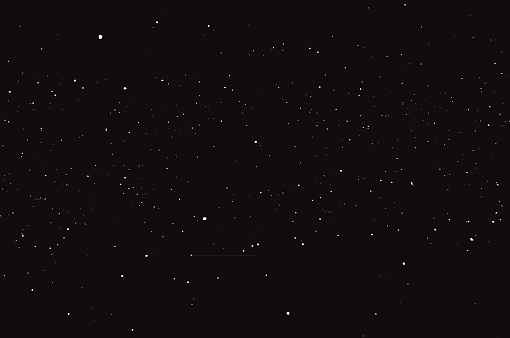 Stars, space and night sky