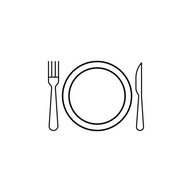 start, tabelle etikette icon. kann für web, logo, mobile app, ui, ux verwendet werden - schultischrenovierung stock-grafiken, -clipart, -cartoons und -symbole