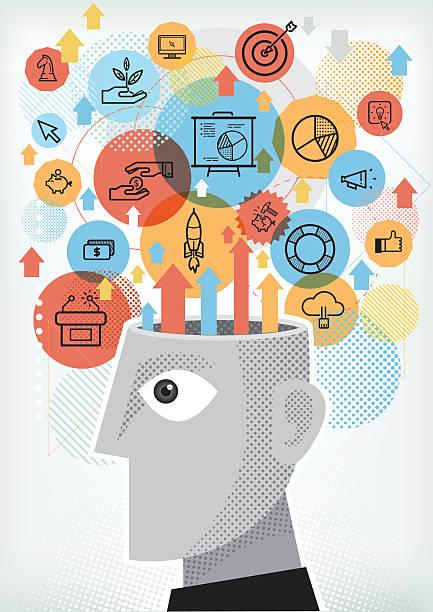 ilustrações, clipart, desenhos animados e ícones de inicialização de negócios idéia - entrepreneurship