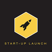 Start-Up Launch Icon