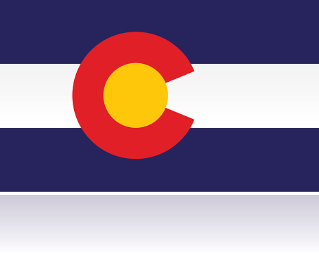 US State Flag: Colorado