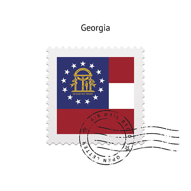 Best Georgia Us State Illustrations, Royalty-Free Vector ...