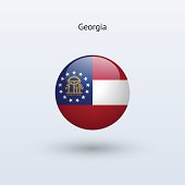 State of Georgia Flag