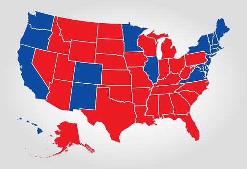 USA States Election