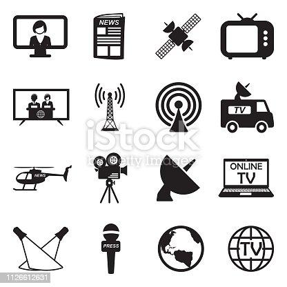 Tv, Reporter, News, Show