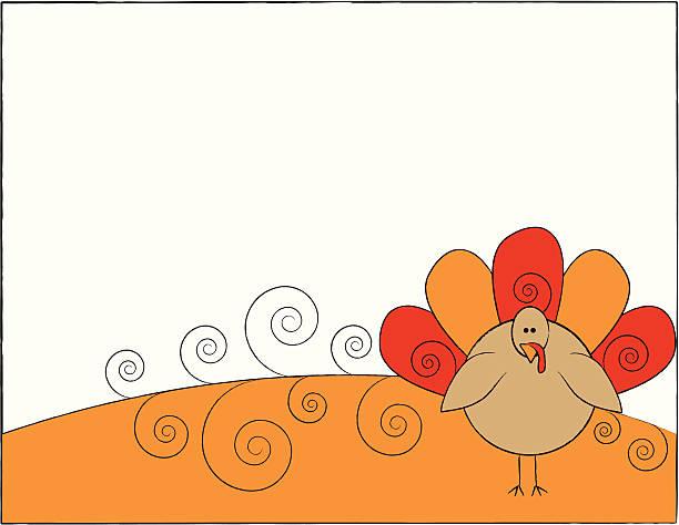 illustrazioni stock, clip art, cartoni animati e icone di tendenza di sfondo di turchia - tavola imbandita
