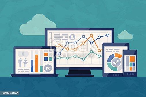 istock Statistics and Analysis 483774045