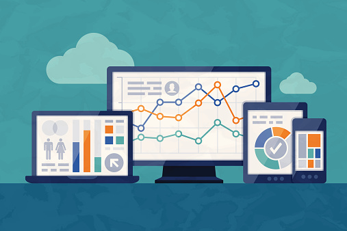 Statistics And Analysis Stock Illustration - Download Image Now