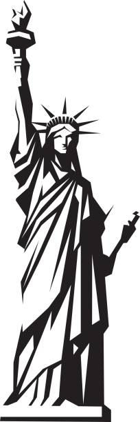 3 289 Statue Of Liberty Illustrations Royalty Free Vector Graphics Clip Art Istock 370x540 statue of liberty print brothers pannell art work. 3 289 statue of liberty illustrations royalty free vector graphics clip art istock