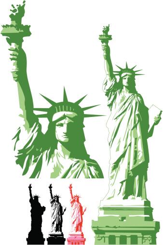 Statue of Liberty ( Vector )