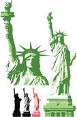 Statue of Liberty ( Vector )