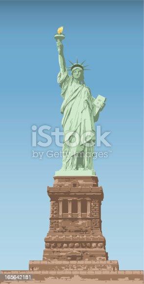 istock Statue of Liberty 165642181