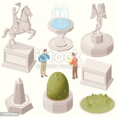 istock Statues 103975802