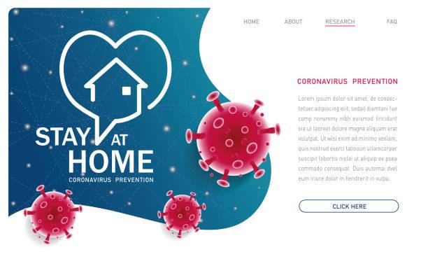 ilustraciones, imágenes clip art, dibujos animados e iconos de stock de quédate en casa - pandemia - stay home