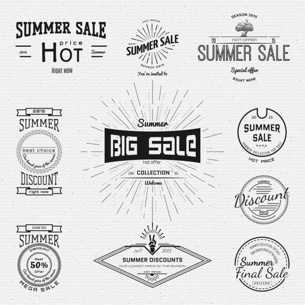 steak house badges-logos und marken für die verwendung - roastbeef stock-grafiken, -clipart, -cartoons und -symbole