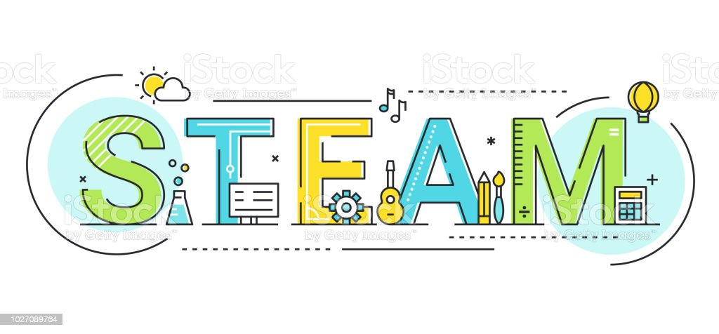 Steam Education Approach Concept Vector Illustration royalty-free steam education approach concept vector illustration stock illustration - download image now
