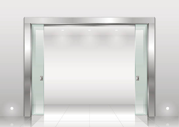 Top 60 Glass Door Clip Art Vector Graphics And