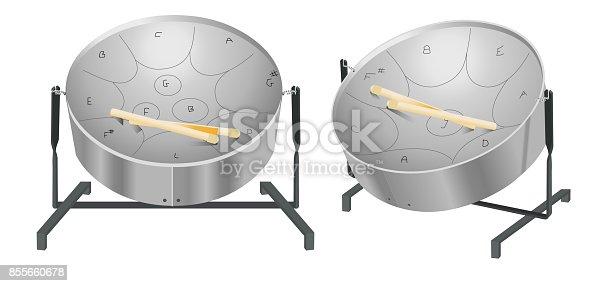 steelpan instrument