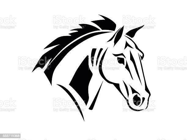 Stencil horse head side view vector id533715368?b=1&k=6&m=533715368&s=612x612&h=ywhdjyeqn3zbc2sixli8dnrl8dvl0i y5ttl9all l8=