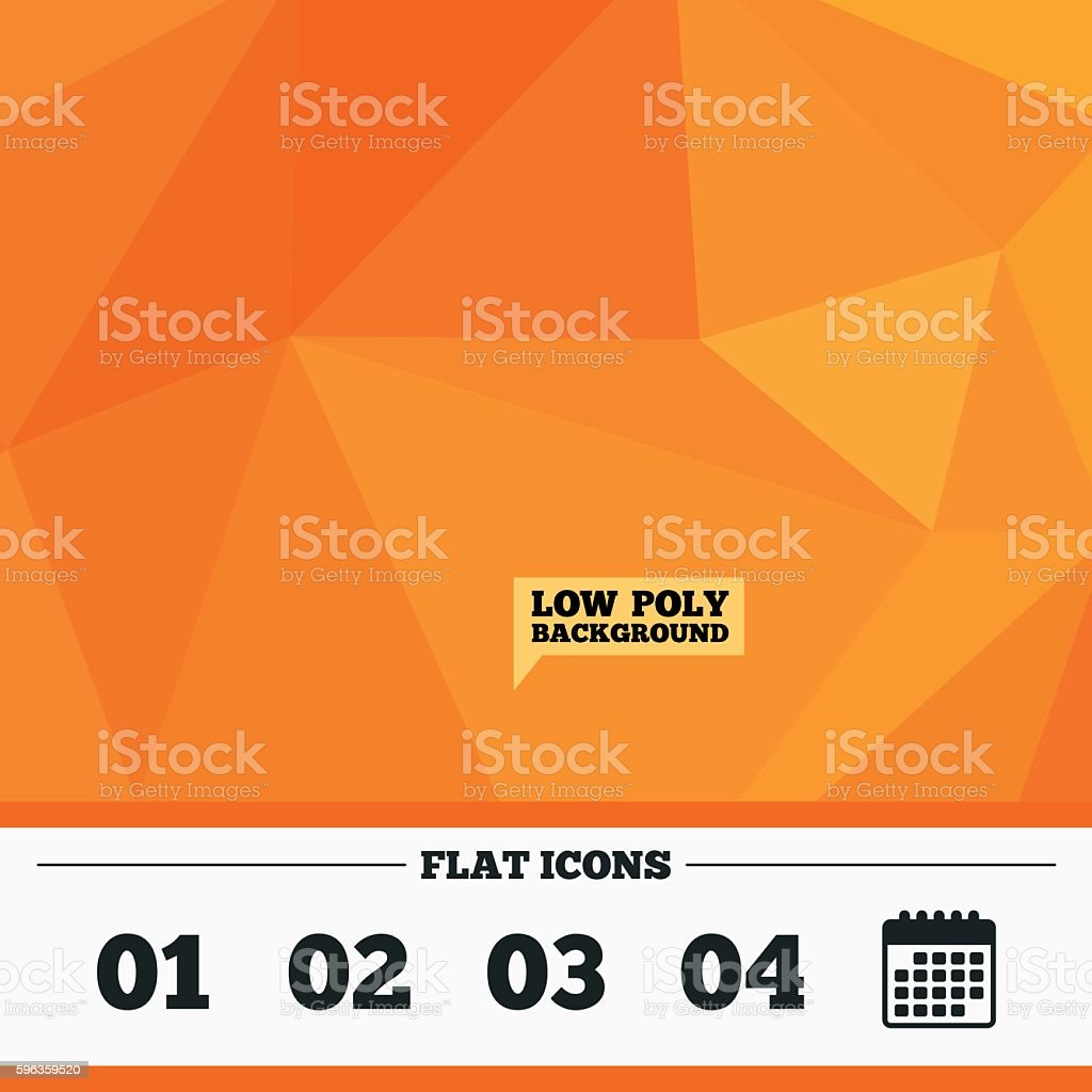 Step one, two, three icons. Sequence of options. royalty-free step one two three icons sequence of options stock vector art & more images of backgrounds