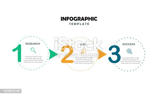 istock Steps Options Elements Infographic Template 1323615187
