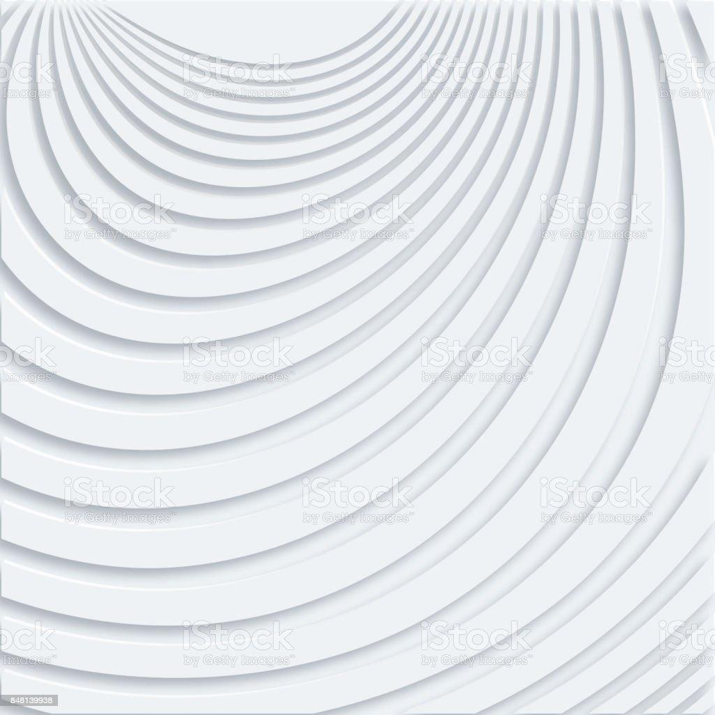 Stéréoscopique rayures sans soudure - Illustration vectorielle