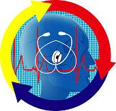 stethoscope, doctor, medical,