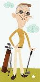 Steve McFry, golf guy