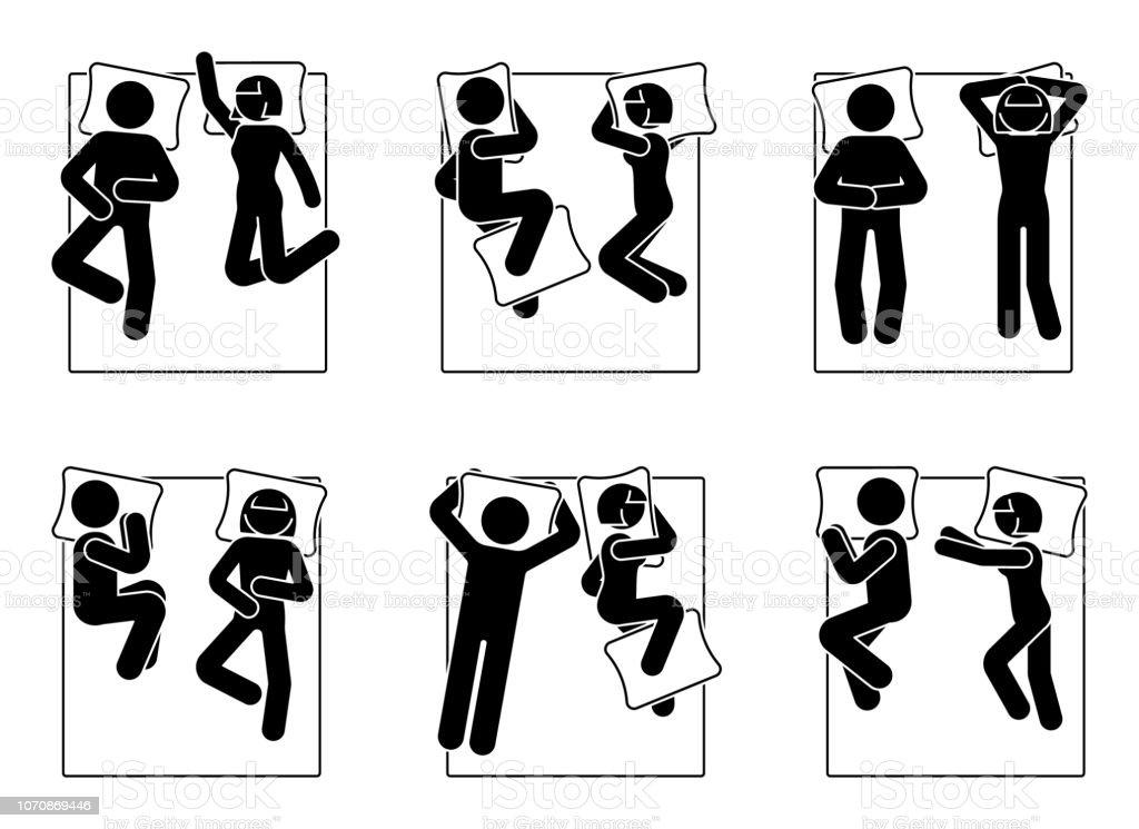 Stick figures sex positions