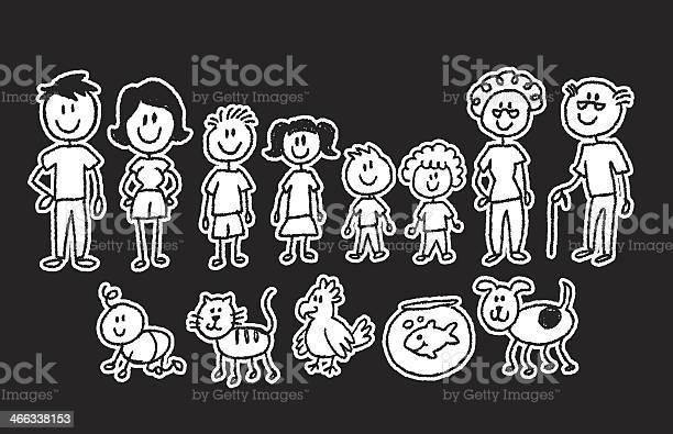 Stick figure family on black vector id466338153?b=1&k=6&m=466338153&s=612x612&h=iuxipp0ifrh24s9foxnmjlktzu 1yylbscxs33g mwy=