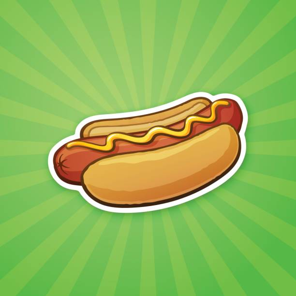 Top 60 Hot Dog Clip Art Vector Graphics And Illustrations Istock