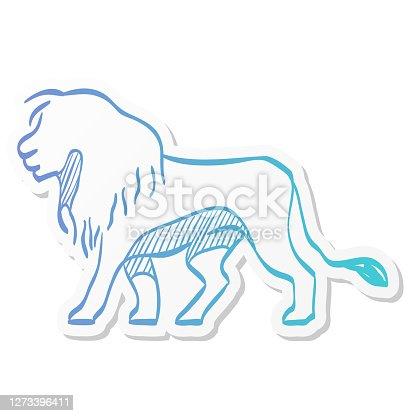 Lion Outline Clip Art Free Vector Download It Now This lion outline clip art png file can be used for: lion outline clip art free vector download it now