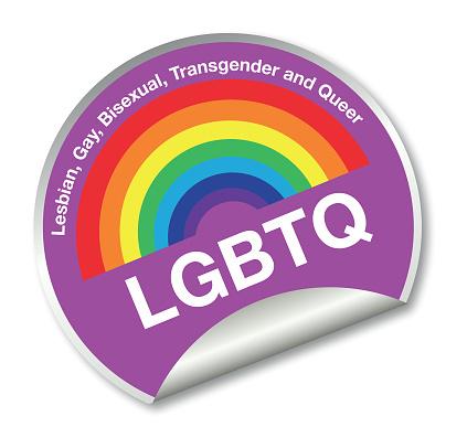 LGBTQ sticker