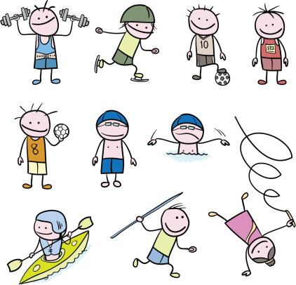 Stickfigure Sports